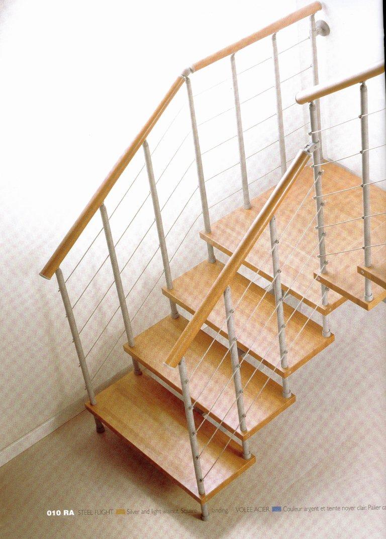 comment construire un escalier en u
